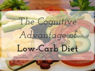 The Cognitive Advantage of Low-Carb Diet